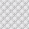 Vector clipart: Simple pattern - geometric gray elements