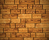 Wooden wall - background