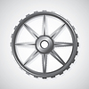 Vector clipart: Metal gear -