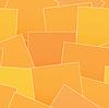 фоне оранжевого наклейки