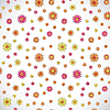 Vector clipart: Light floral background