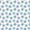 Абстрактный бесшовные зеленый и синий текстуры