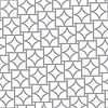 Simple geometric seamless pattern - abstract elements