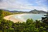 泰国,普吉岛卡马拉海滩 - 热带海洋 | 免版税照片