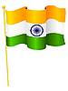ID 3144458 | National flag of India | Klipart wektorowy | KLIPARTO