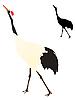 Vector clipart: crane