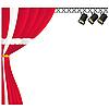 Векторный клипарт: Театр Дании.