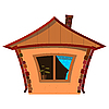 Vector clipart: small house