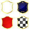 set of of shields
