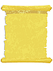 Vector clipart: Yellow leather parchment