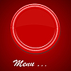 Vector clipart: The Red plate