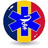 Anzeichen nationale Medizin von Rumänien
