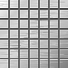 Vector clipart: metal plate with squares