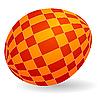 Векторный клипарт: Пасхальное яйцо