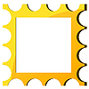 Vector clipart: Stamp Frame