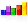Векторный клипарт: цветовую схему с тенью
