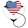 Vector clipart: Medicine United States of America