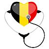 Vector clipart: Medicine Belgium