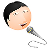 Vector clipart: Karaoke
