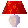 Lampe für das Schlafzimmer