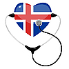 Vector clipart: Medicine Iceland