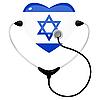 Vector clipart: Medicine Israel