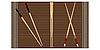 Vector clipart: Set of chopsticks for sushi