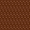 Vector clipart: texture with coffee beans