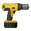 Vector clipart: drill