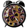 Vector clipart: retro alarm clock
