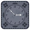 Vector clipart: Vector illustration of vintage watches