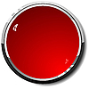 red round web button