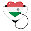 Medicine Hungary | Stock Vector Graphics