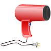 Vector clipart: Hairdryer