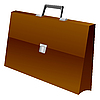 Vector clipart: Business case