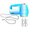 Vector clipart: Electric mixer