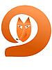 Vector clipart: fox