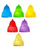 Vector clipart: color handbells