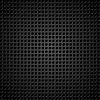 Векторный клипарт: металлический фон с отверстиями