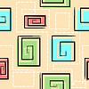 Vector clipart: Abstract seamless texture.