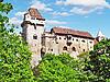 Photo 300 DPI: Castle Liechtenstein in Vienna
