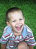 Photo 300 DPI: Portrait of laughing boy