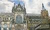 덴 보쉬에있는 성당. 네덜란드 | Stock Foto