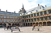 Building of dutch parliament in The Hague | Stock Foto