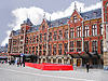 암스테르담 중앙역 (Central Station) | Stock Foto