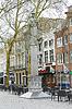 Statue in town of Breda | Stock Foto