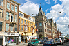 On streets of Amsterdam. Netherlands | Stock Foto