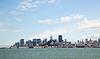 Центр города Сан-Франциско, как видно из приморского | Фото