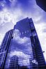 Photo 300 DPI: Skyscrapers in downtown Chicago, Illinois