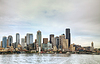 Photo 300 DPI: Cityscape of Seattle